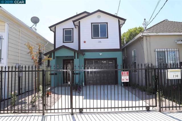 230 Barrett Ave, Richmond, CA 94801 (#40884739) :: The Lucas Group