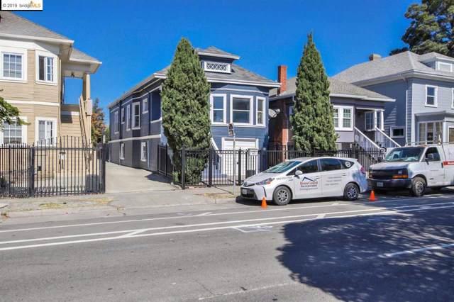 674 W Macarthur Blvd, Oakland, CA 94609 (#40885218) :: Realty World Property Network