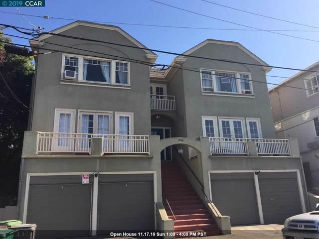 3746 Park Boulevard Way A, Oakland, CA 94610 (#40887571) :: Armario Venema Homes Real Estate Team