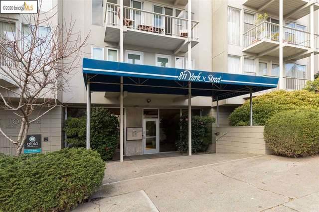 811 York Street #205, Oakland, CA 94610 (#40893056) :: Armario Venema Homes Real Estate Team