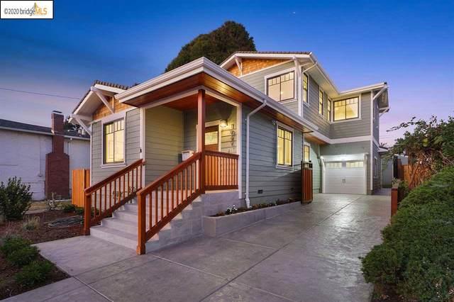 1049 Kains Ave, Albany, CA 94706 (#40894236) :: Armario Venema Homes Real Estate Team