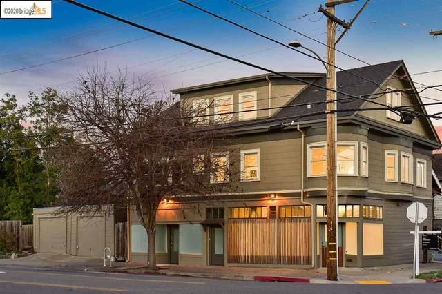 4304 West St, Oakland, CA 94608 (#40894812) :: Blue Line Property Group
