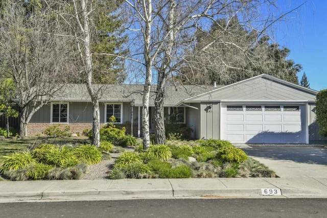 693 Francis Dr., Lafayette, CA 94549 (#40894886) :: Kendrick Realty Inc - Bay Area