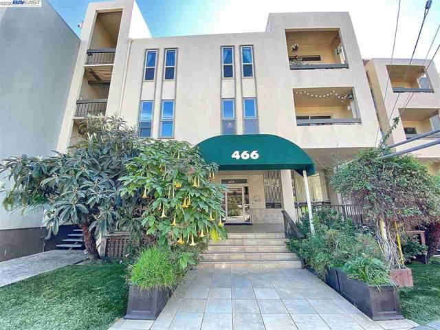 466 Crescent St #224, Oakland, CA 94610 (#40898113) :: Armario Venema Homes Real Estate Team
