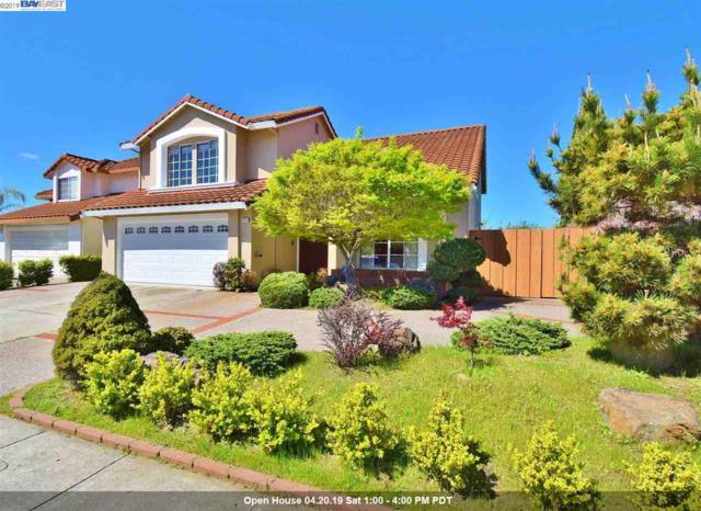 6720 Kit Ln, Castro Valley, CA 94552 (#40860295) :: Armario Venema Homes Real Estate Team
