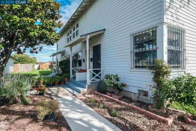 339 W Chanslor Ave, Richmond, CA 94801 (#40861483) :: The Grubb Company