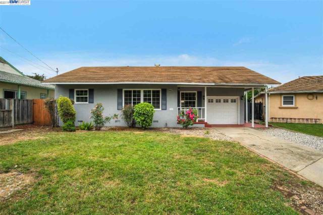 136 York Pl, Hayward, CA 94544 (#40866018) :: The Grubb Company
