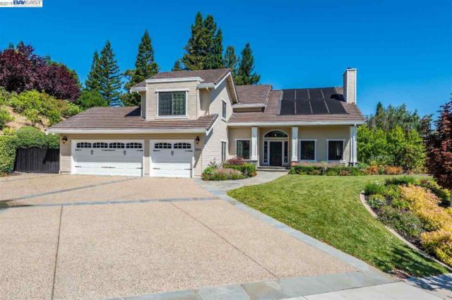 7971 Foothill Knolls Dr, Pleasanton, CA 94588 (#40868917) :: The Grubb Company