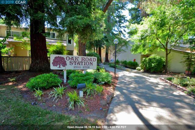 2716 Oak Rd #95, Walnut Creek, CA 94597 (#40870763) :: Realty World Property Network