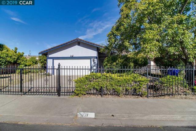 1157 Kelvin Rd, El Sobrante, CA 94803 (#40872482) :: Armario Venema Homes Real Estate Team