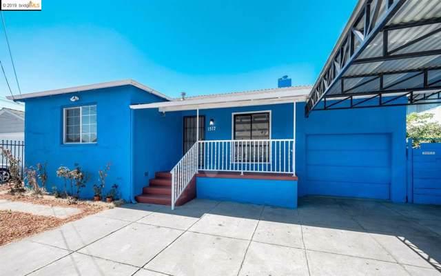 1517 96th, Oakland, CA 94603 (#40875724) :: Armario Venema Homes Real Estate Team