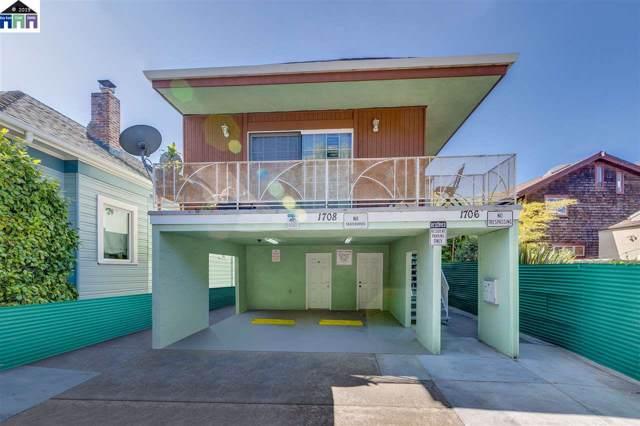 1708 Russell, Berkeley, CA 94703 (#40877844) :: Realty World Property Network