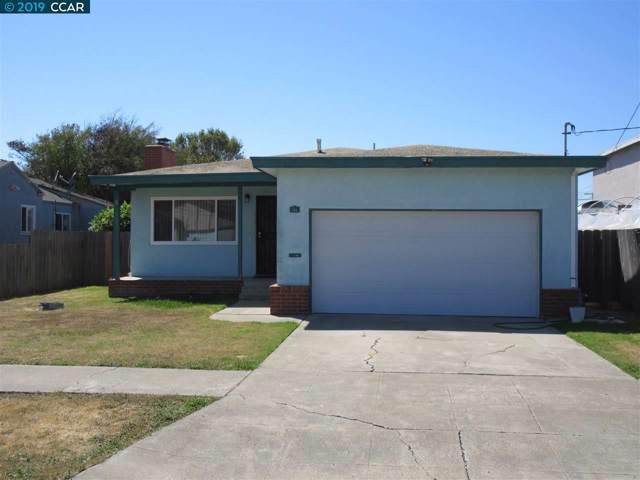 121 S 20th Street, Richmond, CA 94804 (#40879944) :: Armario Venema Homes Real Estate Team