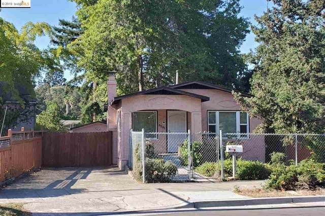 6281 Sunnymere Ave, Oakland, CA 94605 (#40883779) :: The Lucas Group