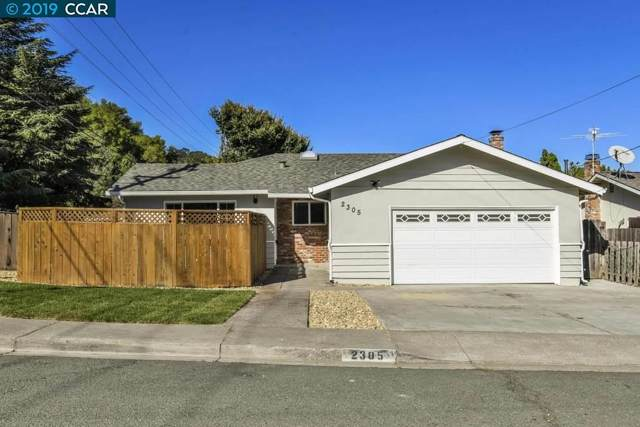 2305 Taper Ct, Pinole, CA 94564 (#40885035) :: Armario Venema Homes Real Estate Team