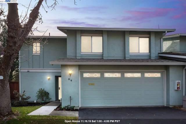 89 Fountainhead Ct, Martinez, CA 94553 (#40888334) :: Armario Venema Homes Real Estate Team