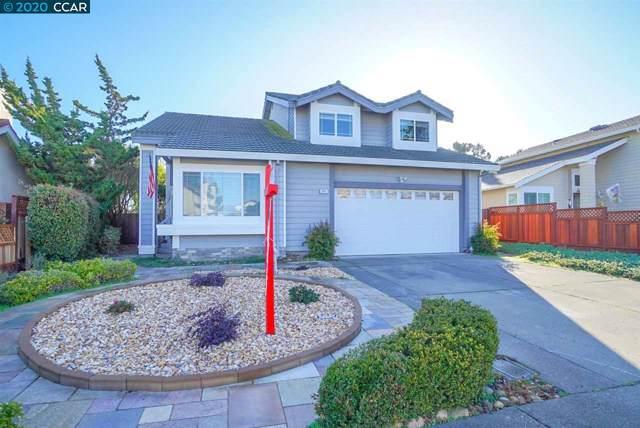 271 Cinnabar Way, Hercules, CA 94547 (#40891512) :: Armario Venema Homes Real Estate Team