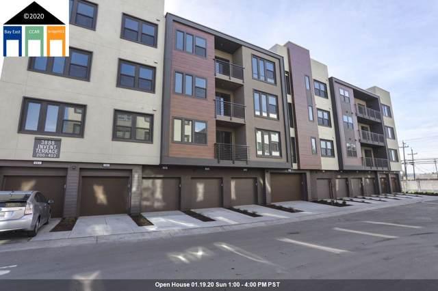 3888 Invent Ter #203, Fremont, CA 94538 (#40891809) :: Armario Venema Homes Real Estate Team