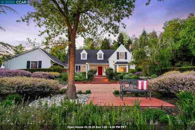 2688 Caballo Ranchero Dr, Diablo, CA 94528 (#40893654) :: Armario Venema Homes Real Estate Team
