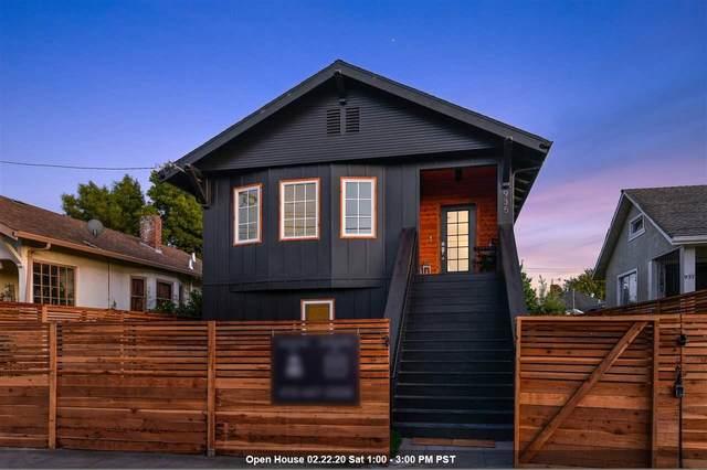 935 Arlington Avenue, Oakland, CA 94608 (#40894189) :: Armario Venema Homes Real Estate Team