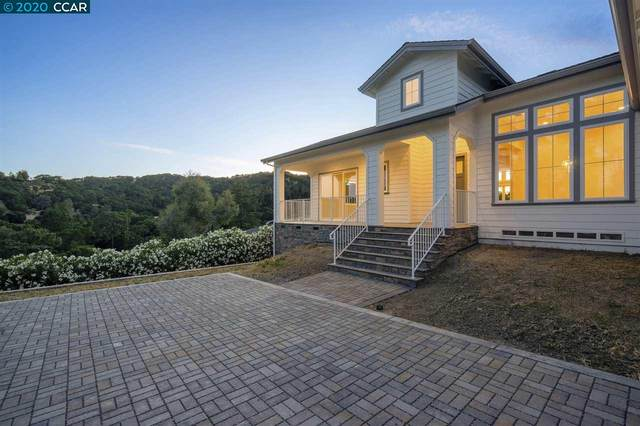 1698 Reliez Valley Road, Lafayette, CA 94549 (#40907808) :: Blue Line Property Group