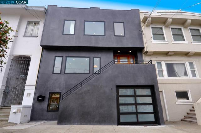 591 18Th Ave, San Francisco, CA 94121 (#40861673) :: Armario Venema Homes Real Estate Team