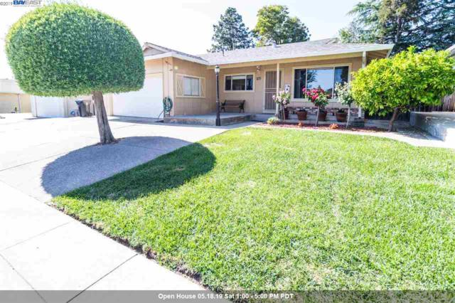 231 Gable Dr, Fremont, CA 94539 (#40863960) :: Armario Venema Homes Real Estate Team