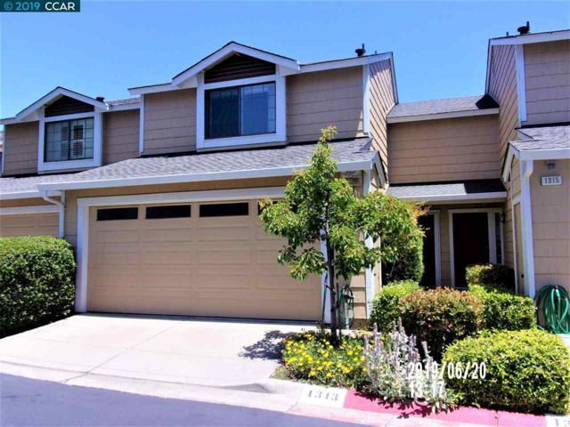 1313 Black Oak Ct, Pinole, CA 94564 (#40871102) :: Armario Venema Homes Real Estate Team