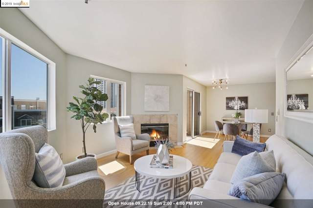 6400 Christie Ave #1410, Emeryville, CA 94608 (#40880653) :: Blue Line Property Group