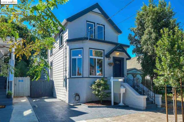 937 56Th St, Oakland, CA 94608 (#40882761) :: The Lucas Group