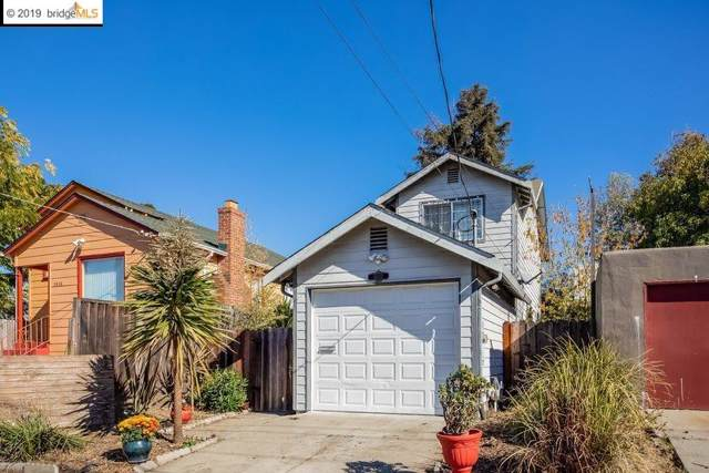 5822 E 16Th St, Oakland, CA 94621 (#40884827) :: Realty World Property Network