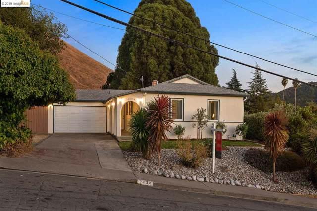 2434 Faria Ave, Pinole, CA 94564 (#40886390) :: Armario Venema Homes Real Estate Team