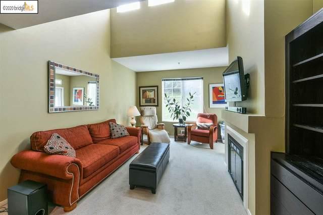 320 Caldecott Ln #314, Oakland, CA 94618 (#40892723) :: Armario Venema Homes Real Estate Team
