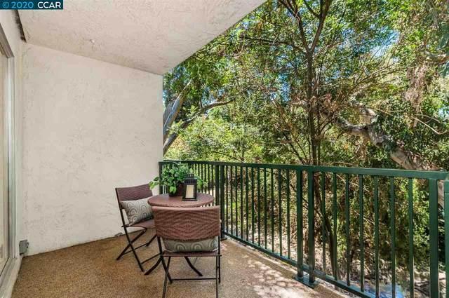 1411 Creekside Dr #28, Walnut Creek, CA 94596 (#40907982) :: Armario Venema Homes Real Estate Team