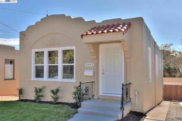 3143 California St, Oakland, CA 94602 (#40841233) :: The Grubb Company