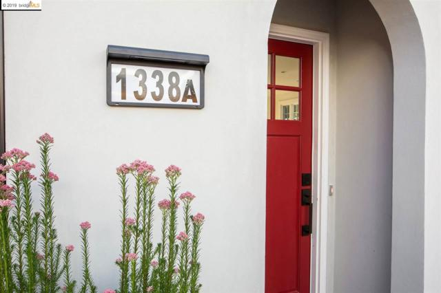 1338 A Milvia St A, Berkeley, CA 94709 (#40863398) :: Armario Venema Homes Real Estate Team