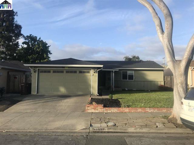31032 Carroll Ave, Hayward, CA 94544 (#40867307) :: The Grubb Company