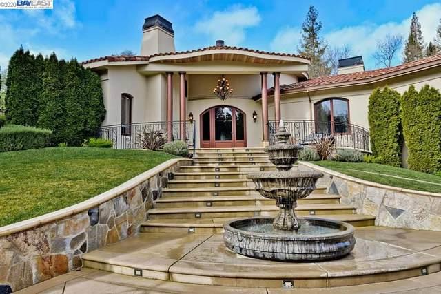 44 Stone Creek Place, Alamo, CA 94507 (#40893065) :: Blue Line Property Group