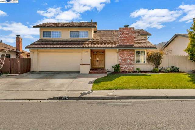 7756 Oak Creek Ct, Pleasanton, CA 94588 (#40897129) :: Armario Venema Homes Real Estate Team