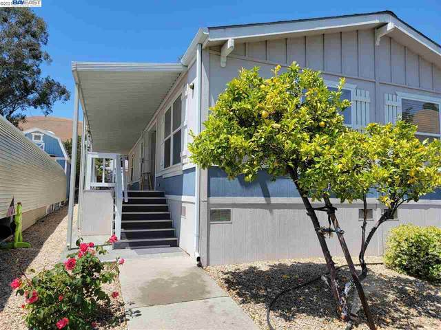 711 Old Canyon Road #150, Fremont, CA 94536 (#40942156) :: Blue Line Property Group