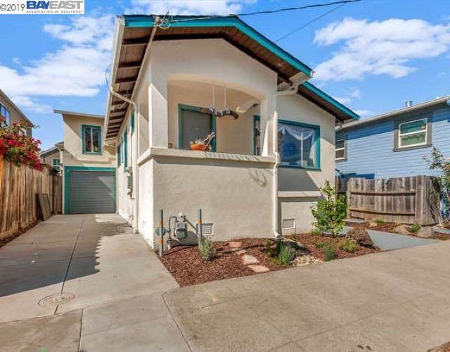 4815 Shafter Ave, Oakland, CA 94609 (#40885970) :: Armario Venema Homes Real Estate Team