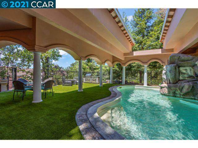 26 Oakwood Road, Orinda, CA 94563 (#40955131) :: Excel Fine Homes