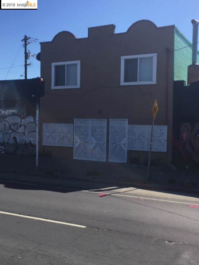 3009 San Pablo Ave, Oakland, CA 94608 (#40870455) :: Armario Venema Homes Real Estate Team