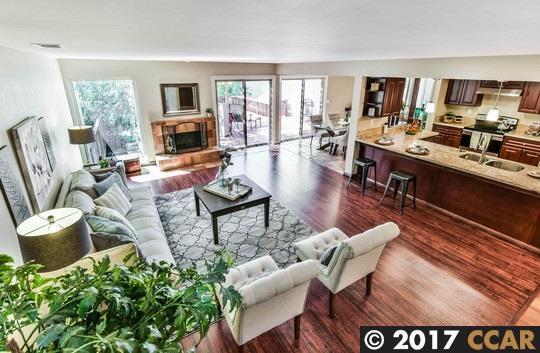 20 Oak Brook Pl, Pleasant Hill, CA 94523 (#40789536) :: J. Rockcliff Realtors