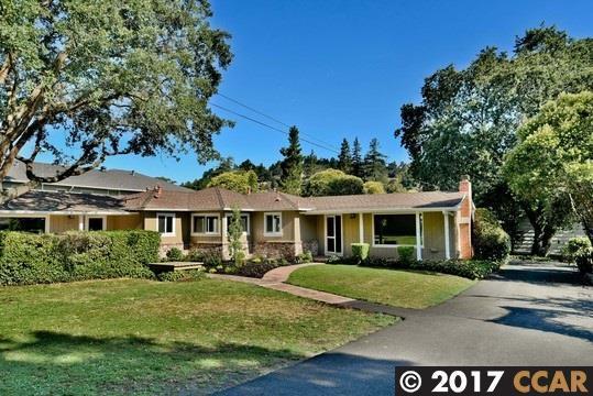 3714 Sundale Rd, Lafayette, CA 94549 (#40789620) :: J. Rockcliff Realtors