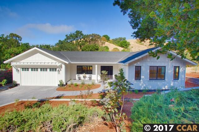 473 Peacock Blvd, Lafayette, CA 94549 (#40790416) :: Realty World Property Network