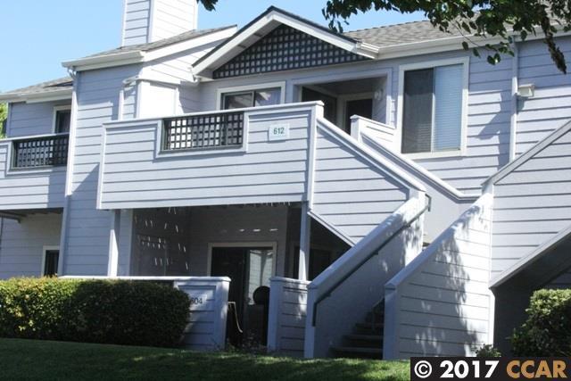 1201 Glen Cove #612, Vallejo, CA 94591 (#40790827) :: Max Devries