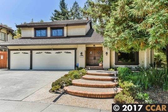 2439 Lavender Dr, Walnut Creek, CA 94596 (#40790958) :: Realty World Property Network