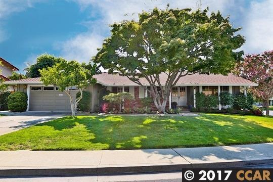 3712 Northpark Court, Concord, CA 94519 (#40794058) :: Max Devries