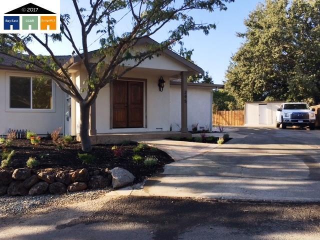 295 Oakvue Lane, Pleasant Hill, CA 94523 (#40797347) :: J. Rockcliff Realtors
